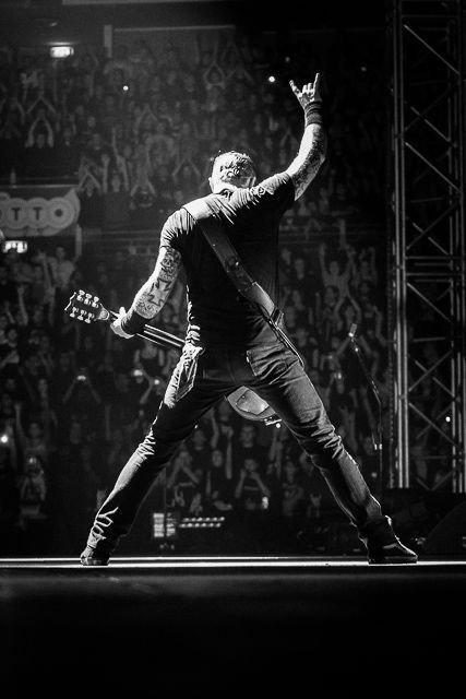 Happy birthday James Hetfield -