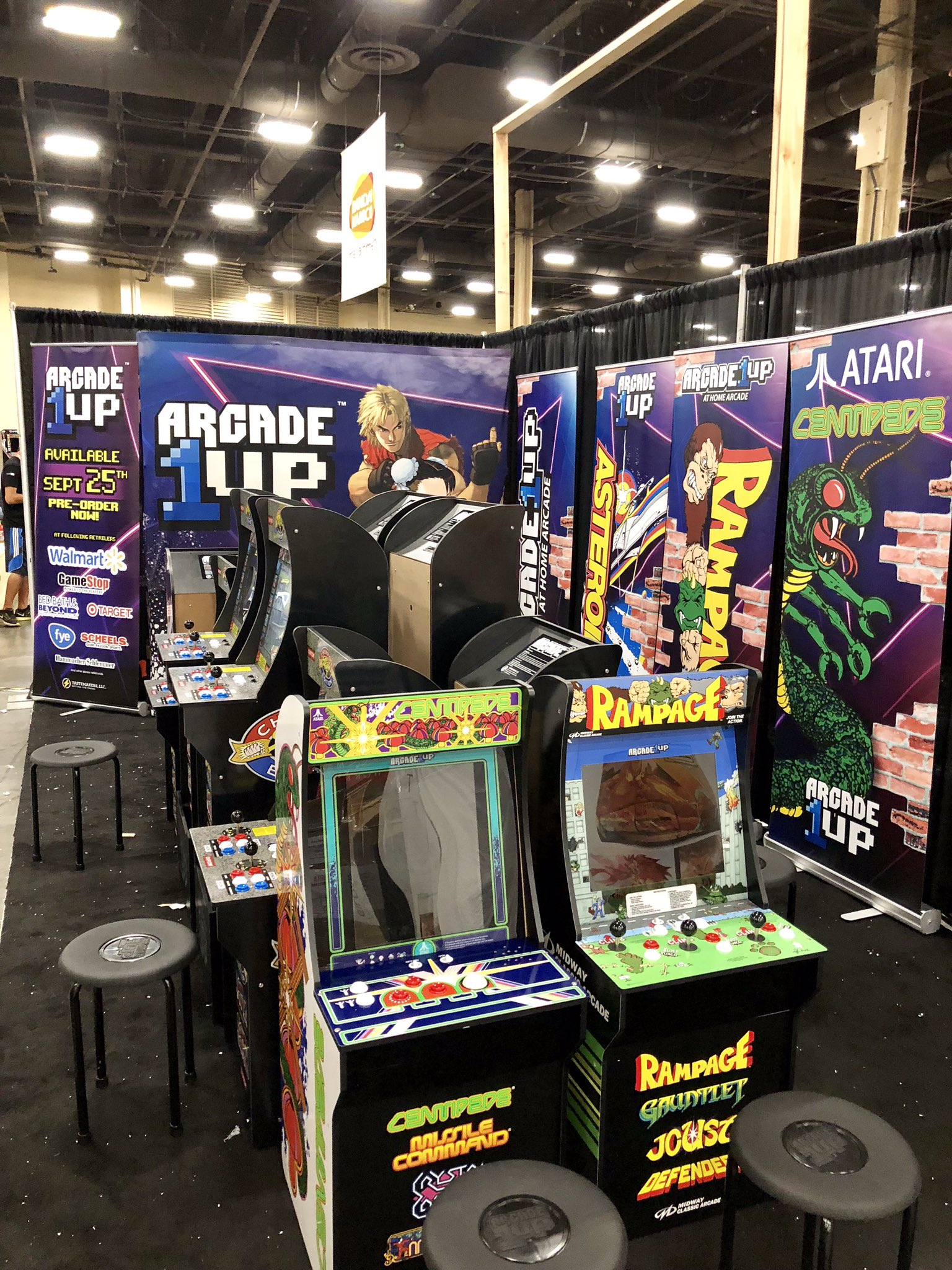Arcade 1up Official On Twitter Quot Here S A Sneak Peek At