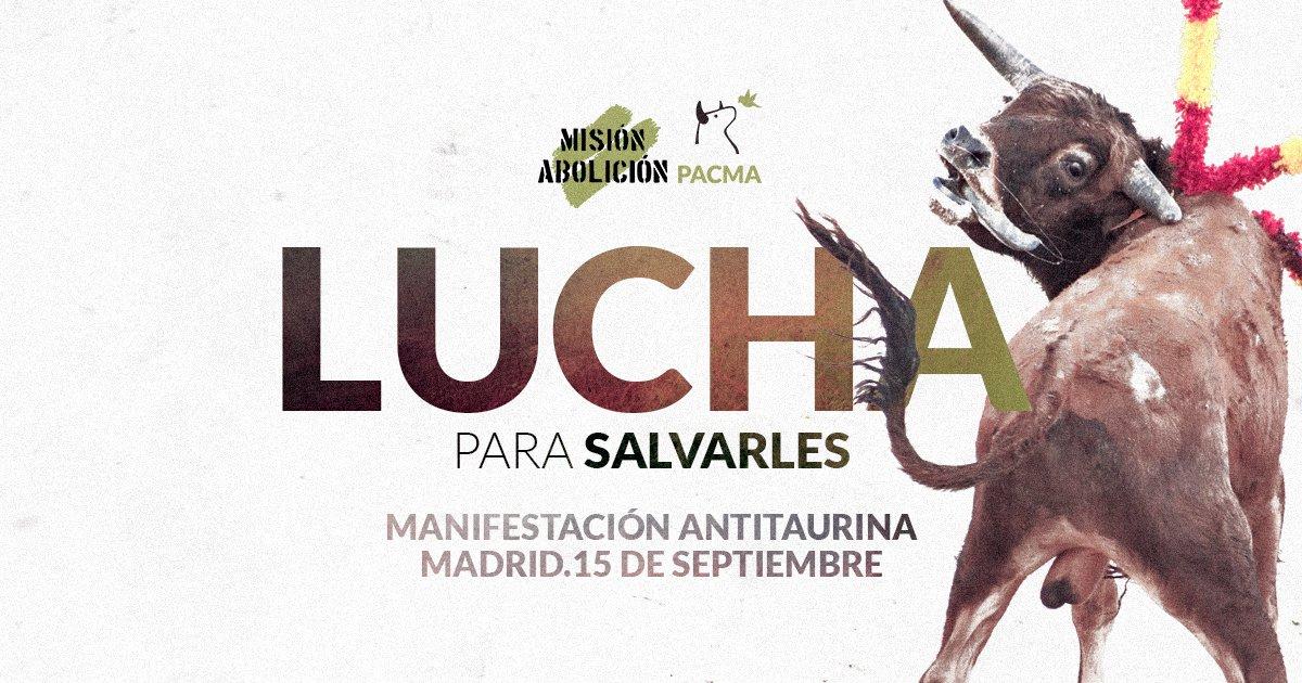 Misión Abolición 2018 @ Madrid