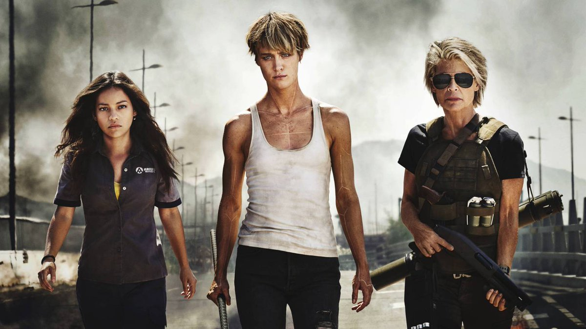 Reloaded twaddle – RT @Playboy: Amidst online backlash over next year's 'Terminator' installment, w...