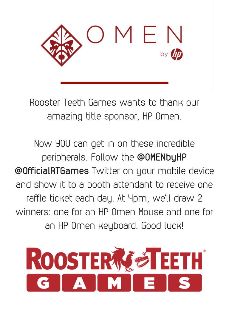 Rooster Teeth Games on Twitter: