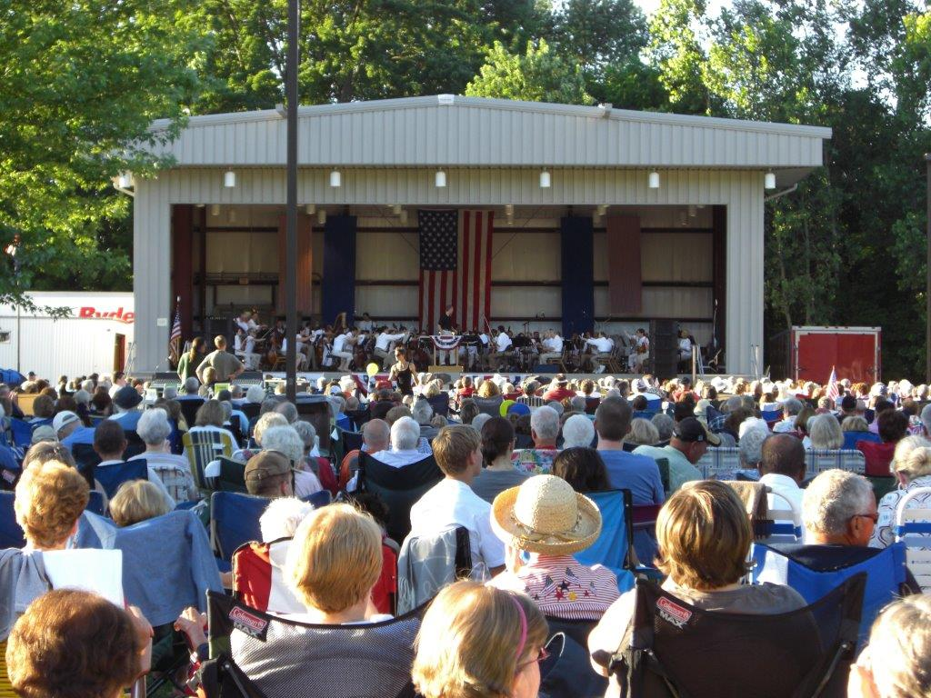 At The Dekalb Outdoor Theater In Auburn Tonight 7 30p M Show Time With Guests Logan Weber On Saxophone And Gary Martin Playing Steel Guitar
