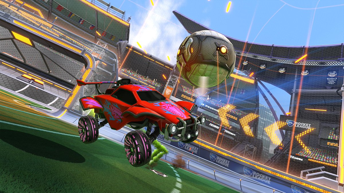 rocket league on twitter heads up key trading on xbox one is live