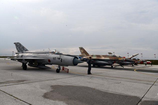 كرواتيا مهتمه بشراء مقاتلات F-16 مستعمله من اسرائيل  DjsaMESXcAIdTUr