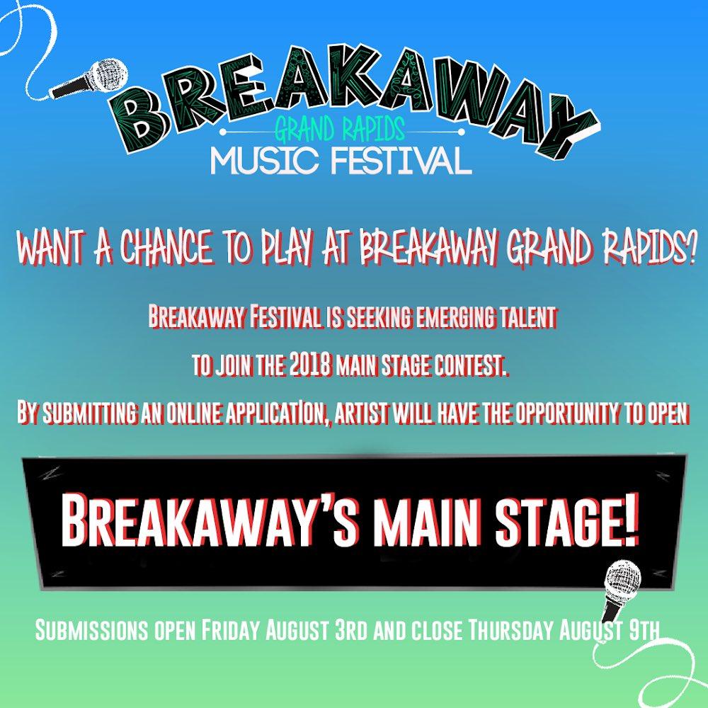 Breakaway Festival on Twitter: