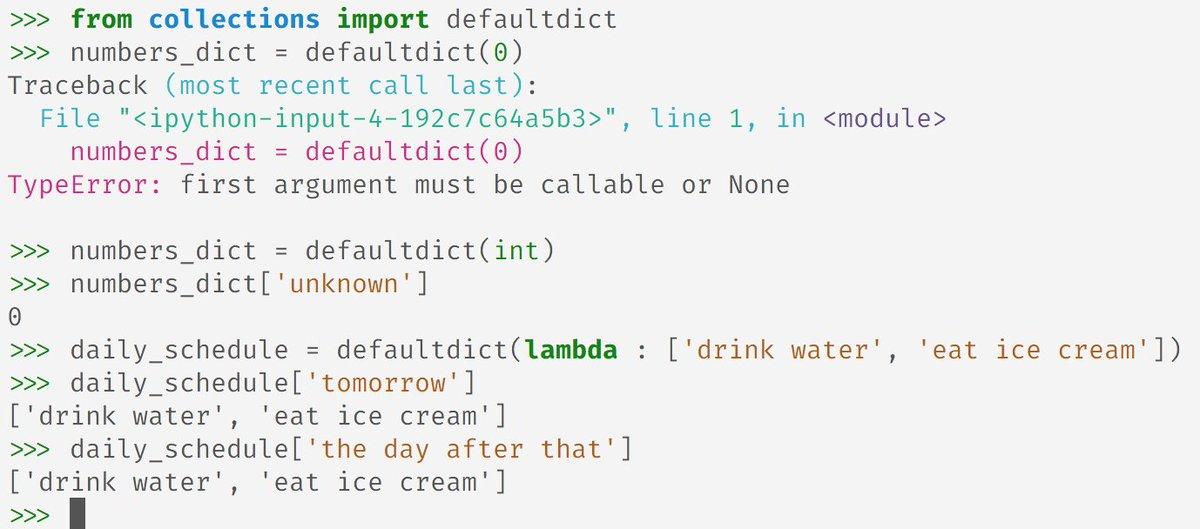 Python traceback none