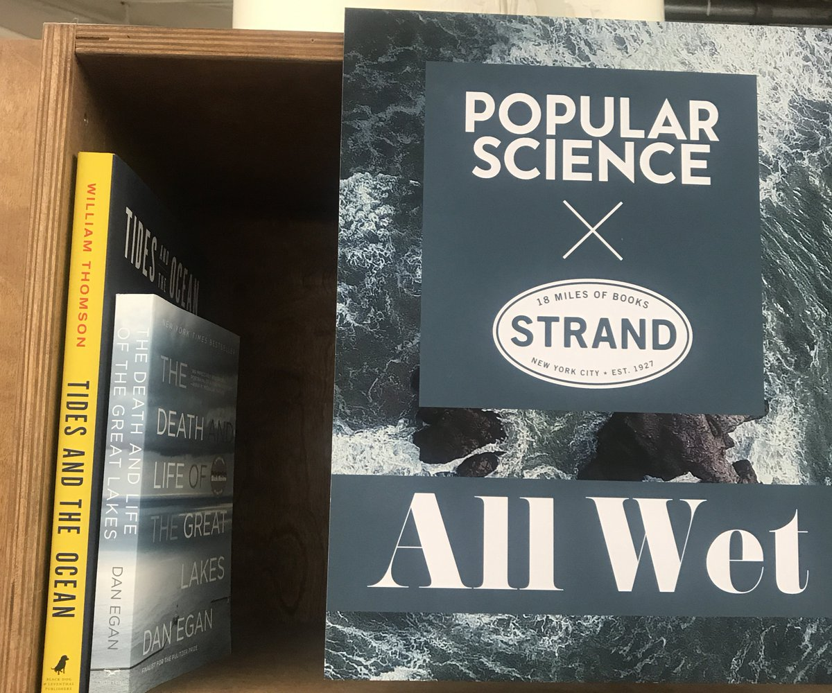 Popular Science On Twitter 18 Water Themed Books To Dive Into This