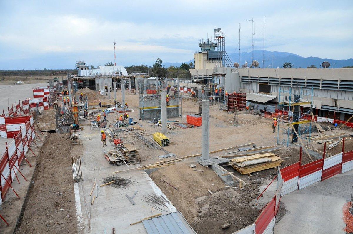 Resultado de imagen para Aeropuerto Jujuy AA2000
