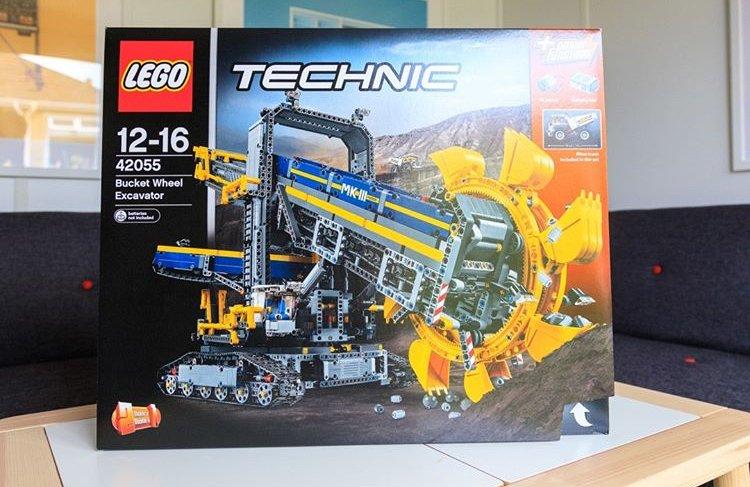 💥Win – LEGO Bucket Wheel Excavator💥 #LegoCompetition http://born2.science/2uNWf6V  #lego #win #Competition