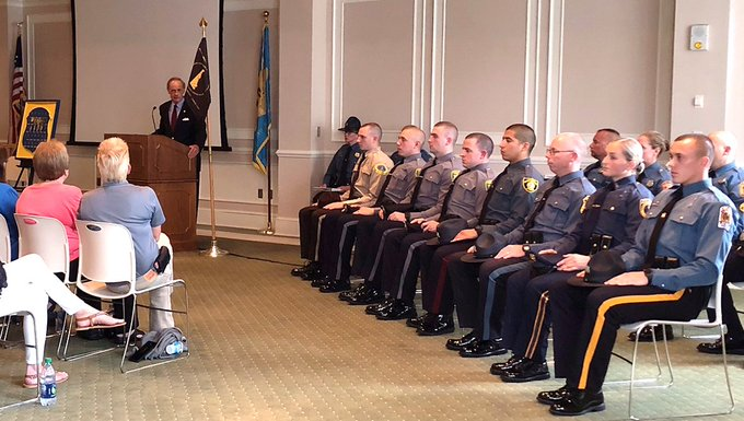 Delaware State Police Training Academy : Latest news