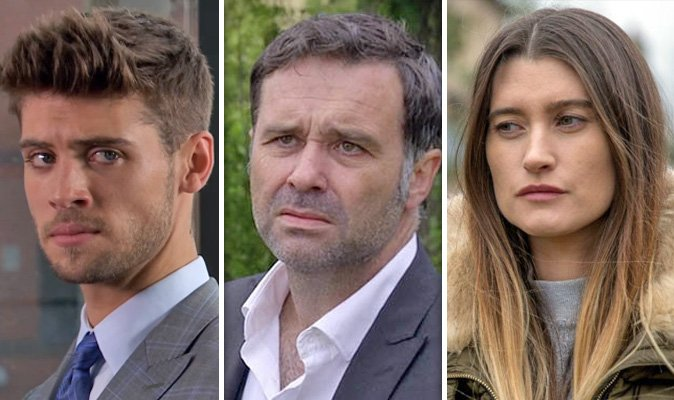 Emmerdale spoilers Graham Foster return revealed Debbie