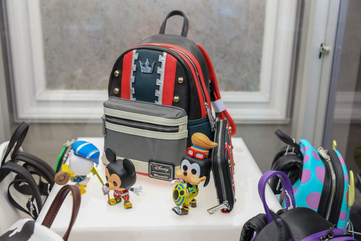 283f135d4aa ... Sora inspired backpack! Unfortunately we still don t have a clear shot  of the wallet. Pricing and release date are still unknown at this time.  KH    KH ...