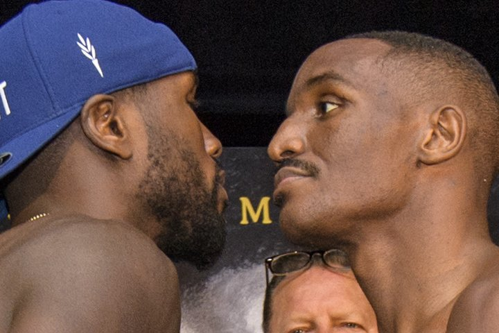 Photos: Andre Berto, Devon Alexander - Ready For Battle dlvr.it/QdlG3F