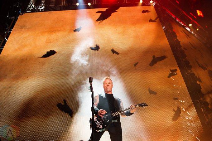 Happy birthday to James Hetfield of Metallica !