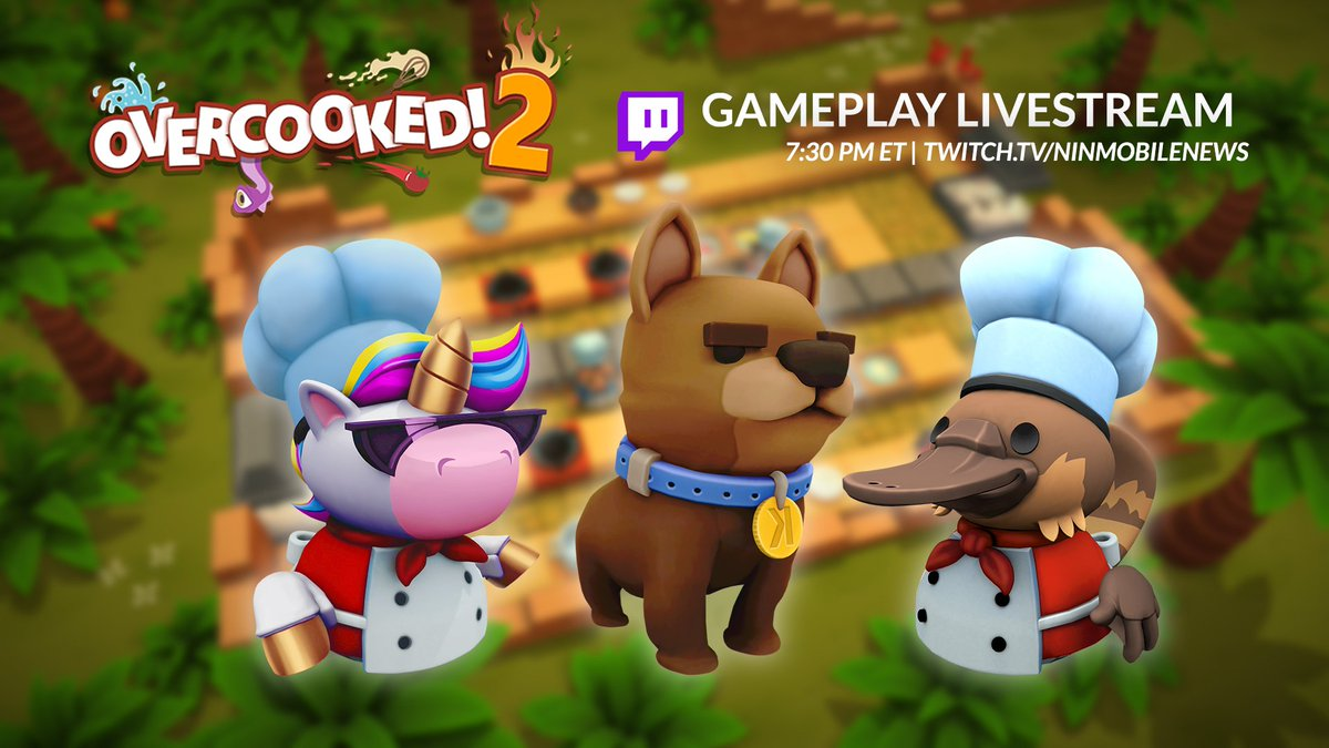 Nintendo Labo News Labonintendo Twitter Switch Runner 3 Launch Edition Bonus English Us Games Catch At 730 Pm Et As Well Be Playing Overcooked2 For Join And Help Prepare Those Dishes Https Twitchtv Ninmobilenews