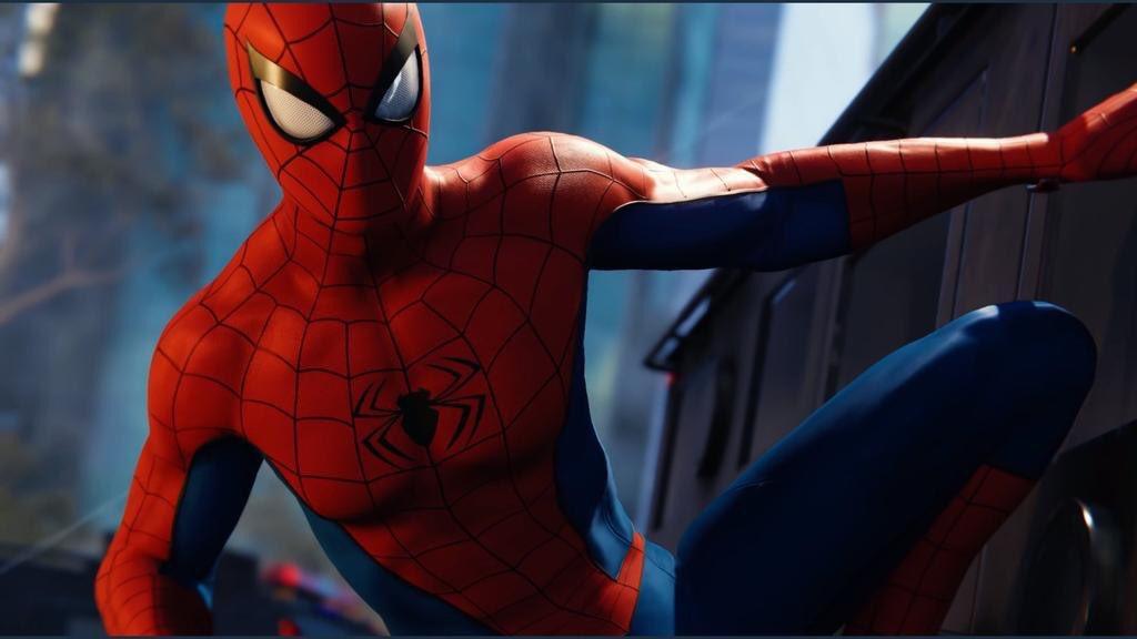 Spiderman PS4 Fanclub (@SpidermanPS4FC) | Twitter