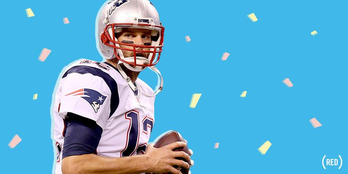 Happy birthday Tom Brady! Thanks for fighting to with us.