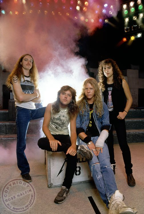 Metallica On Twitter August 3rd 1986 Metallica Played Their