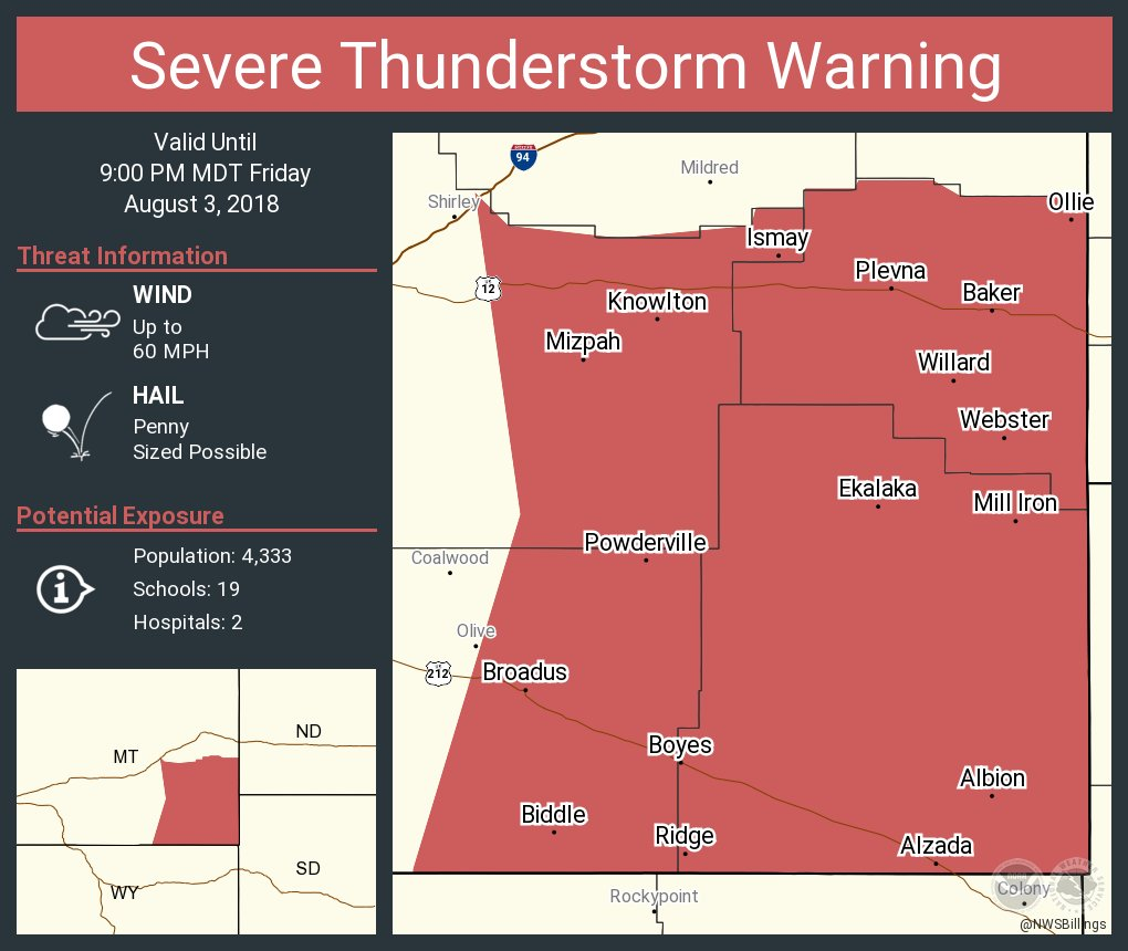 Nws Severe Tstorm On Twitter Severe Thunderstorm Warning Continues