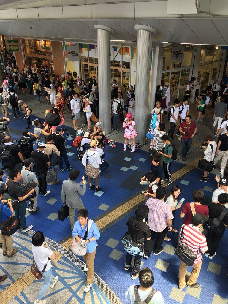世界コスプレサミット2018名古屋Twitter画像まとめ,コスプレイヤーサミットイベント略してコスサミツイート画像情報だけでも「おらぁワクワクしてきたぞぉぉぉぉぉ」