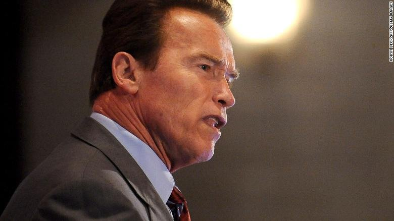 Govenor arnold fuck you are not