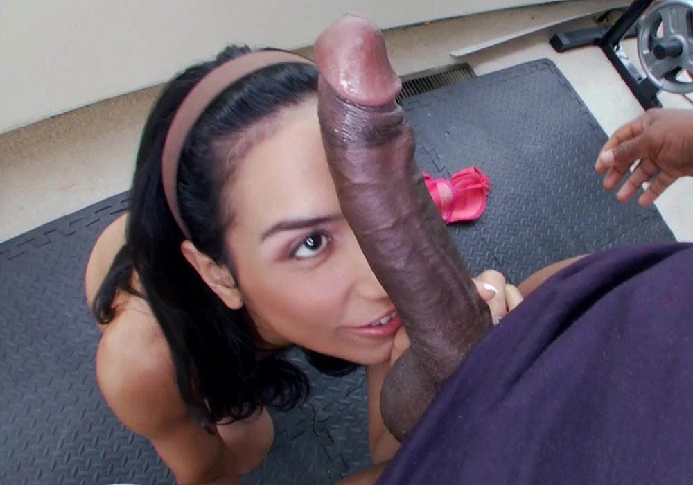 Black girl cant handle dick — pic 10