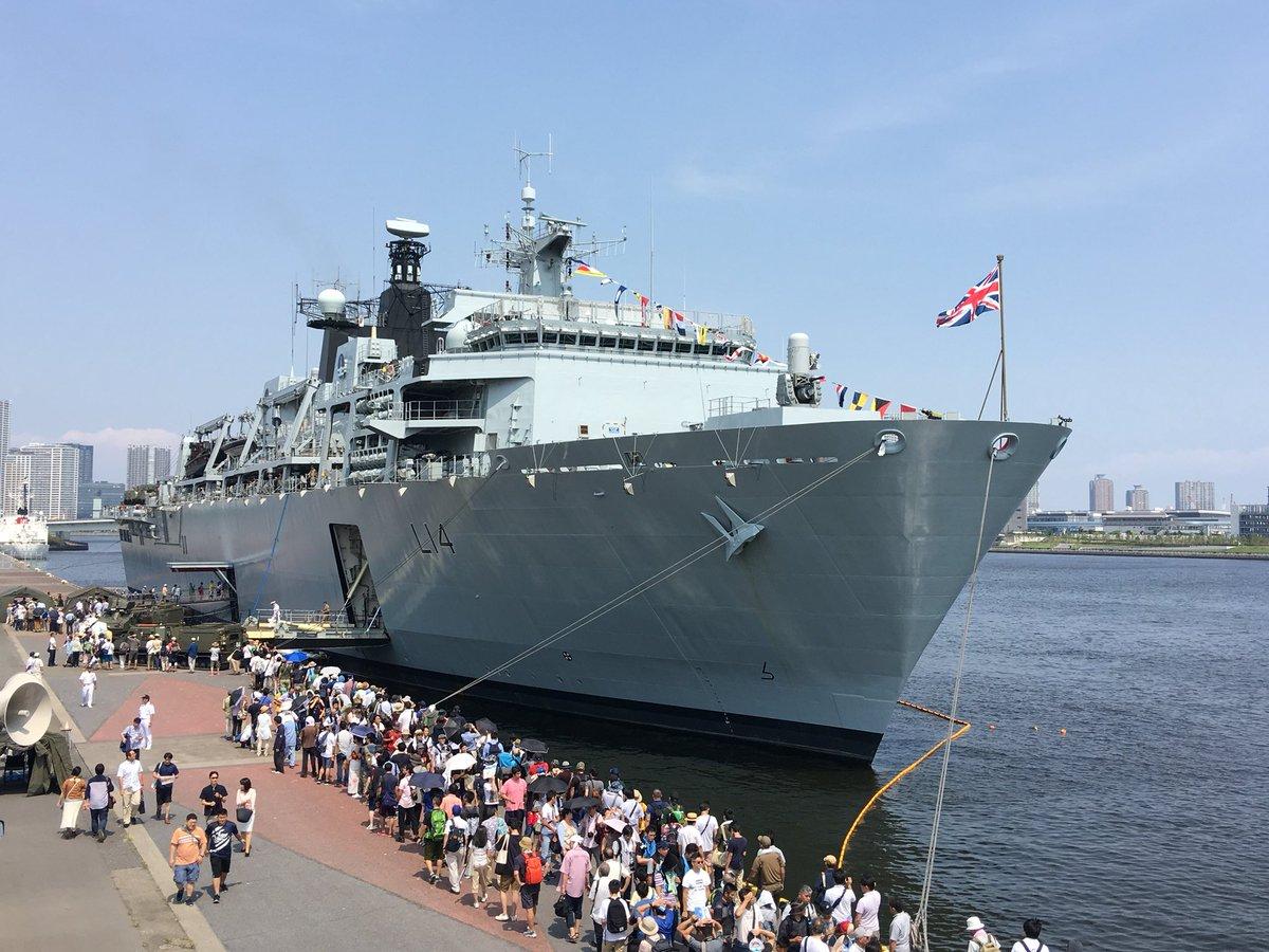 英国海軍 hashtag on Twitter