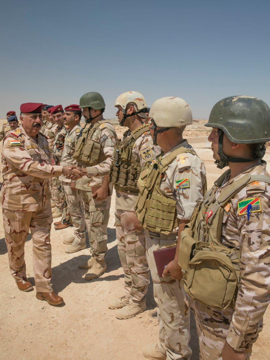 جهود التحالف الدولي لتدريب وتاهيل وحدات الجيش العراقي .......متجدد - صفحة 3 DjvAulCU8AEw-rb