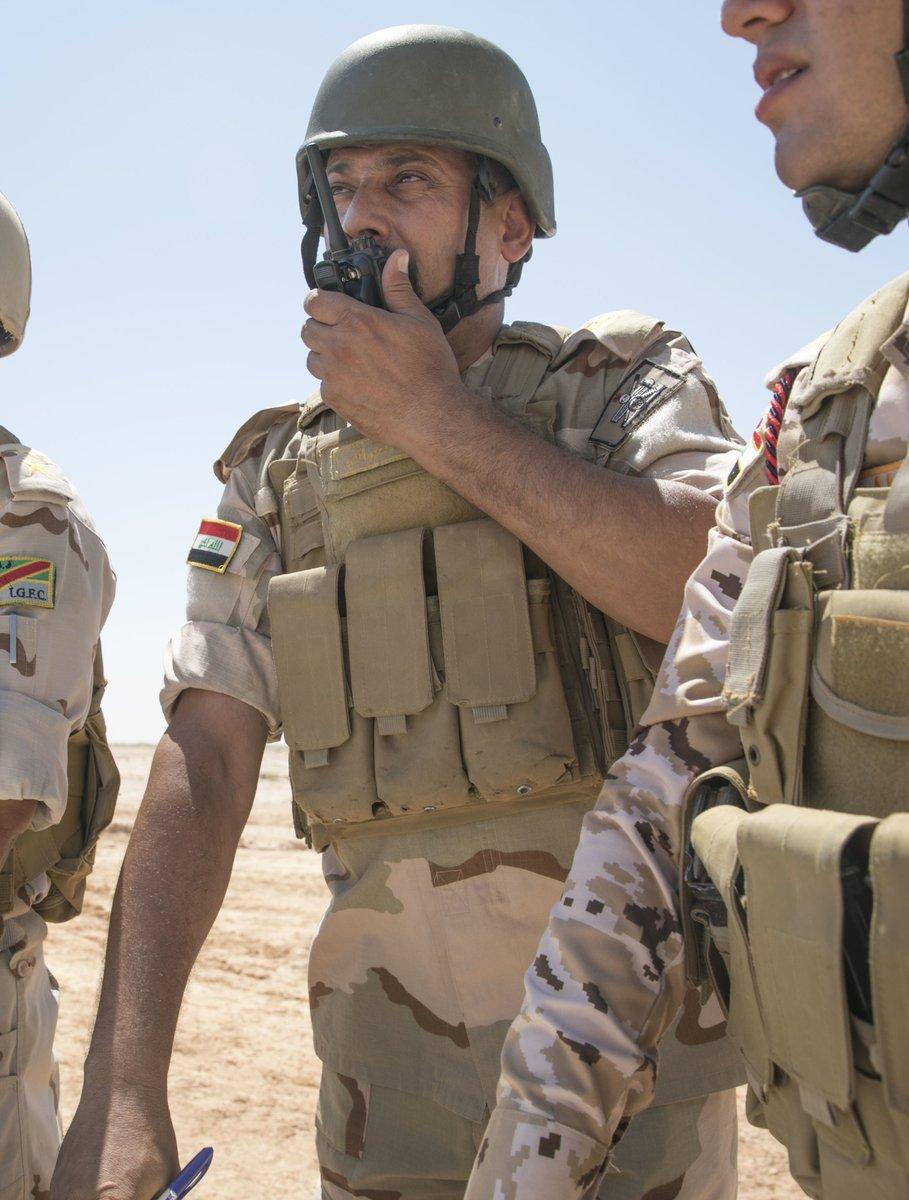 جهود التحالف الدولي لتدريب وتاهيل وحدات الجيش العراقي .......متجدد - صفحة 3 DjvAw3uU0AAAJ38