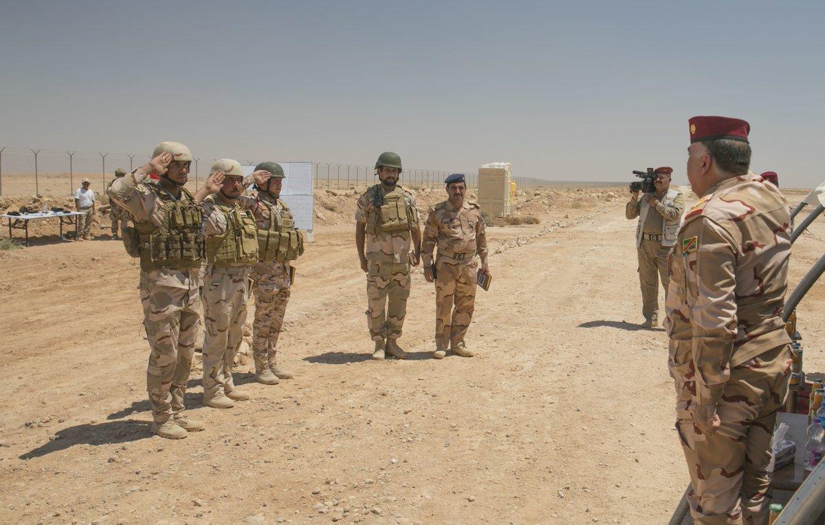 جهود التحالف الدولي لتدريب وتاهيل وحدات الجيش العراقي .......متجدد - صفحة 3 DjvAxx7U0AARaEx