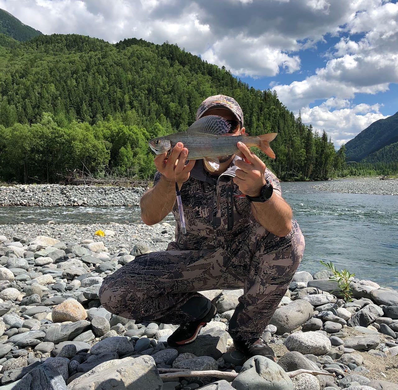 Рыболовные базы в Алтайском крае