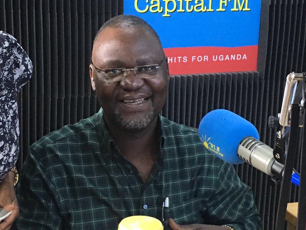 Capital FM Uganda's tweet -