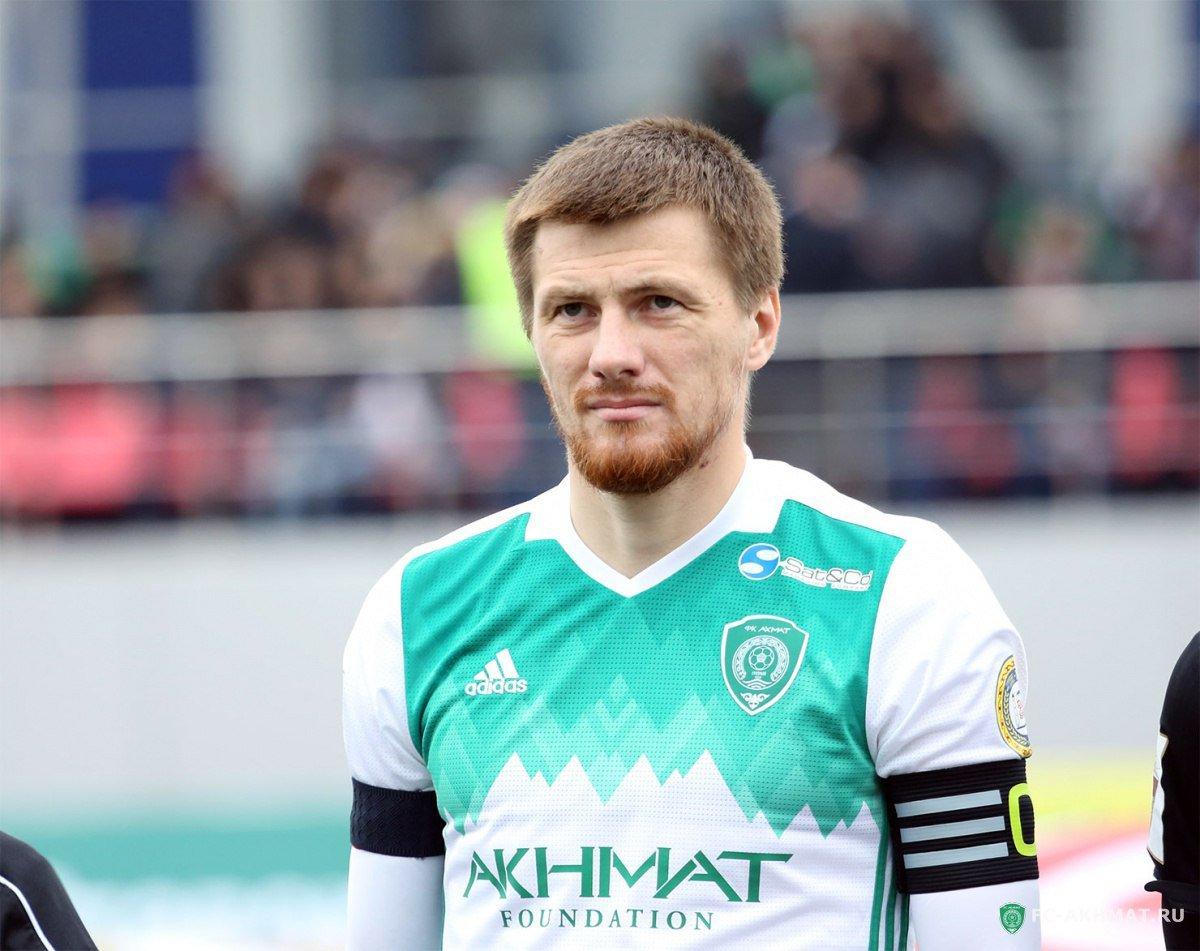 Фото футболиста олега иванова