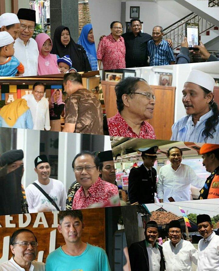 Prabowo-Rizal Ramli Atau Prabowo- UAS Jadi Kuda Hitam