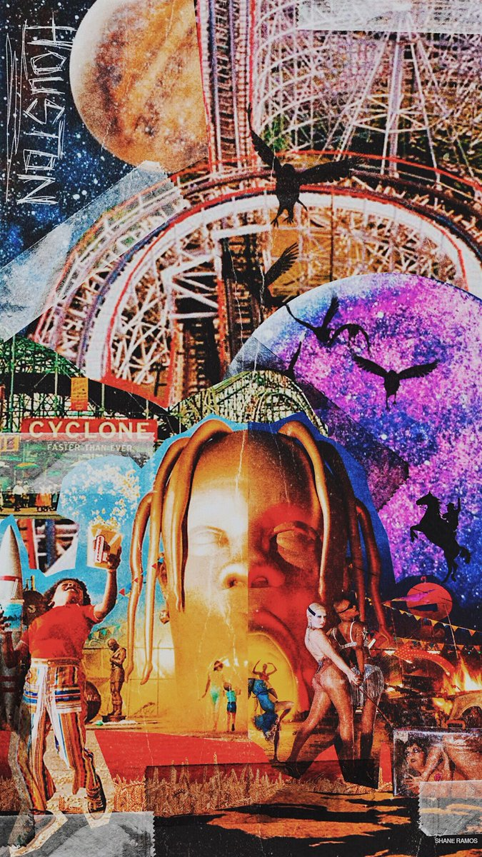 Shane Ramos C On Twitter Astroworld Wallpapers