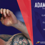This man's up tonight hunting for his ninth European long course title 🥇💪  🏊♂️ Men's 100m breaststroke final ⏰ 5.15pm (est) 📺💻 @BBCSport #Glasgow2018