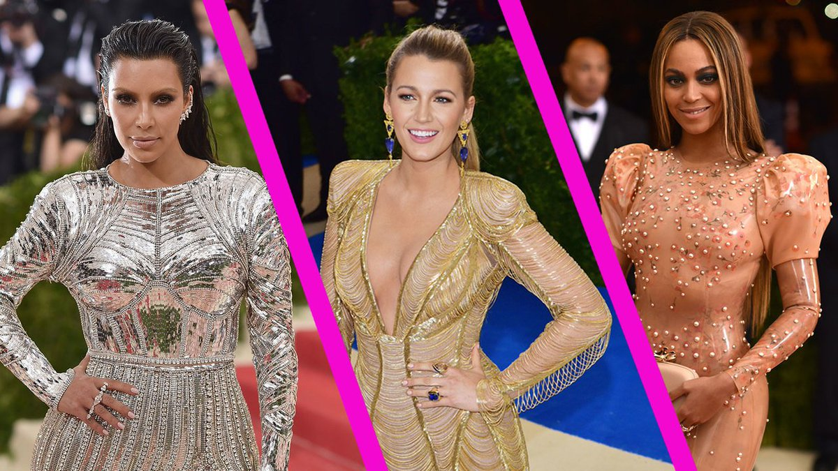 You won&#39;t believe how much @blakelively, Beyoncé &amp; @KimKardashian&#39;s #MetGala jewelry costed    http:// ahwd.tv/gDWpi5  &nbsp;  <br>http://pic.twitter.com/VkYf4BNPeT