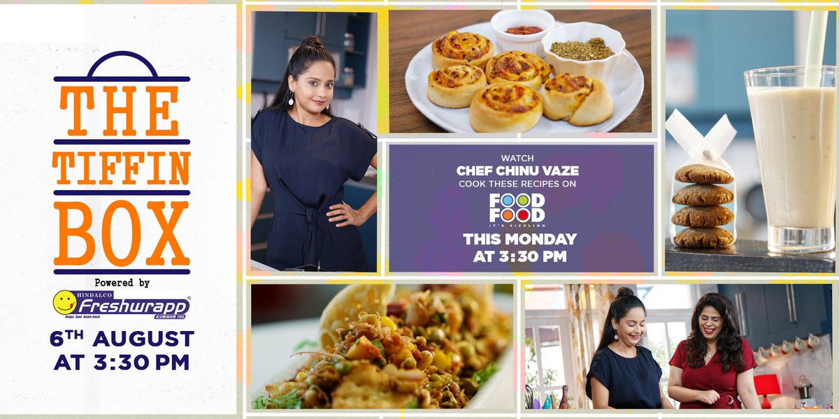 Foodfood on twitter 1daytogo join chefchinu vaze and rj palak as foodfood on twitter 1daytogo join chefchinu vaze and rj palak as they share interesting tiffin recipes that are tasty and yummy forumfinder Choice Image