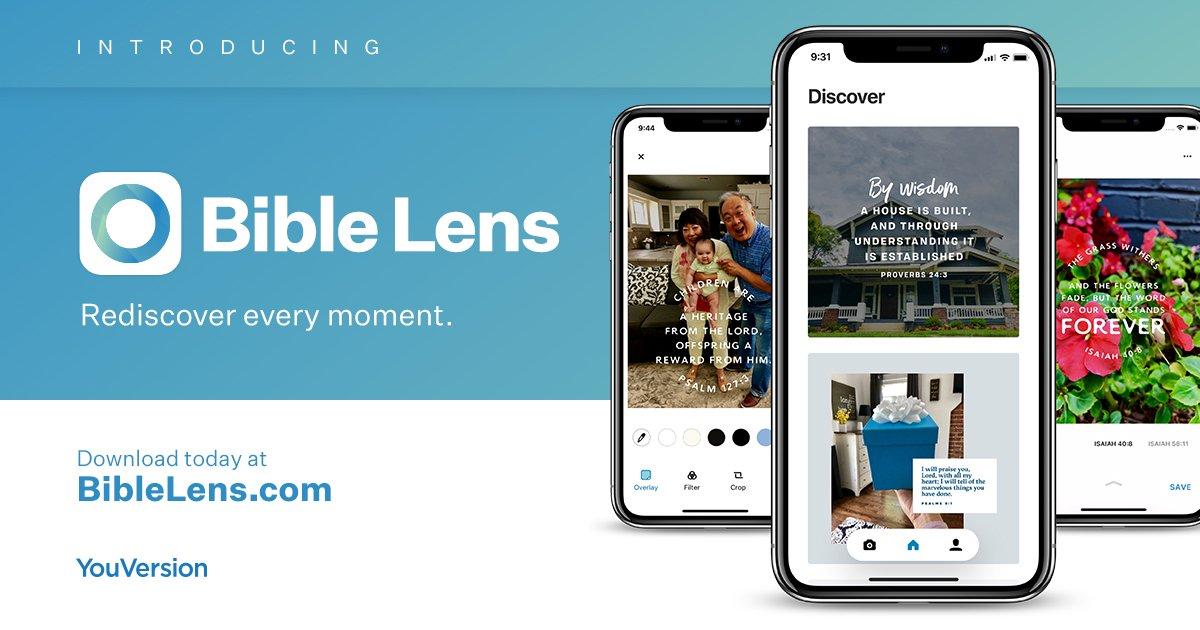 Image result for Bible lens app