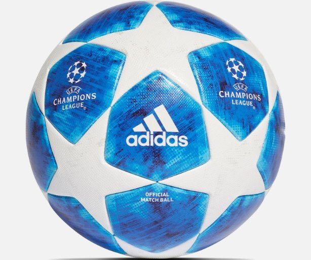 OFFICIAL: The new adidas Champions League ball for the season.