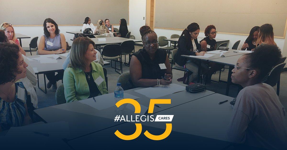 Allegis Group Was Thrilled
