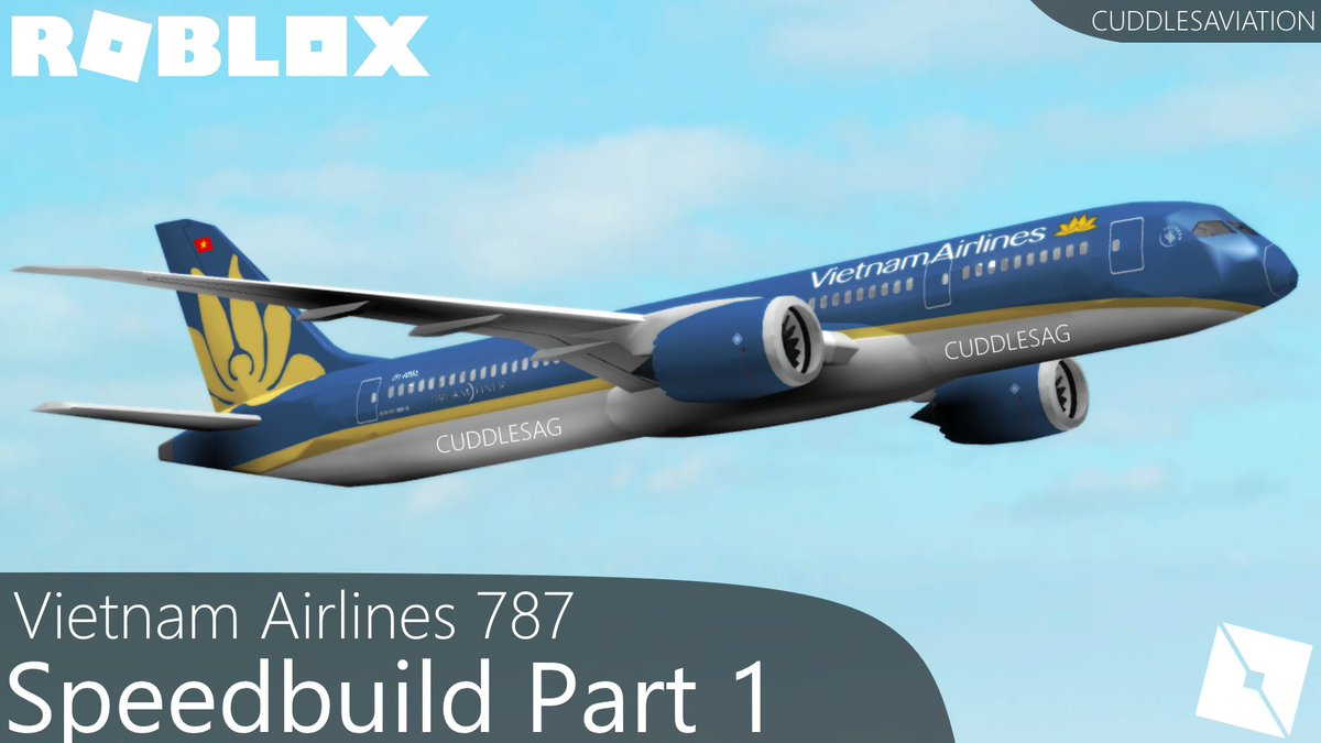 Roblox Vietnam Airlines At Rblxvietnamair Twitter