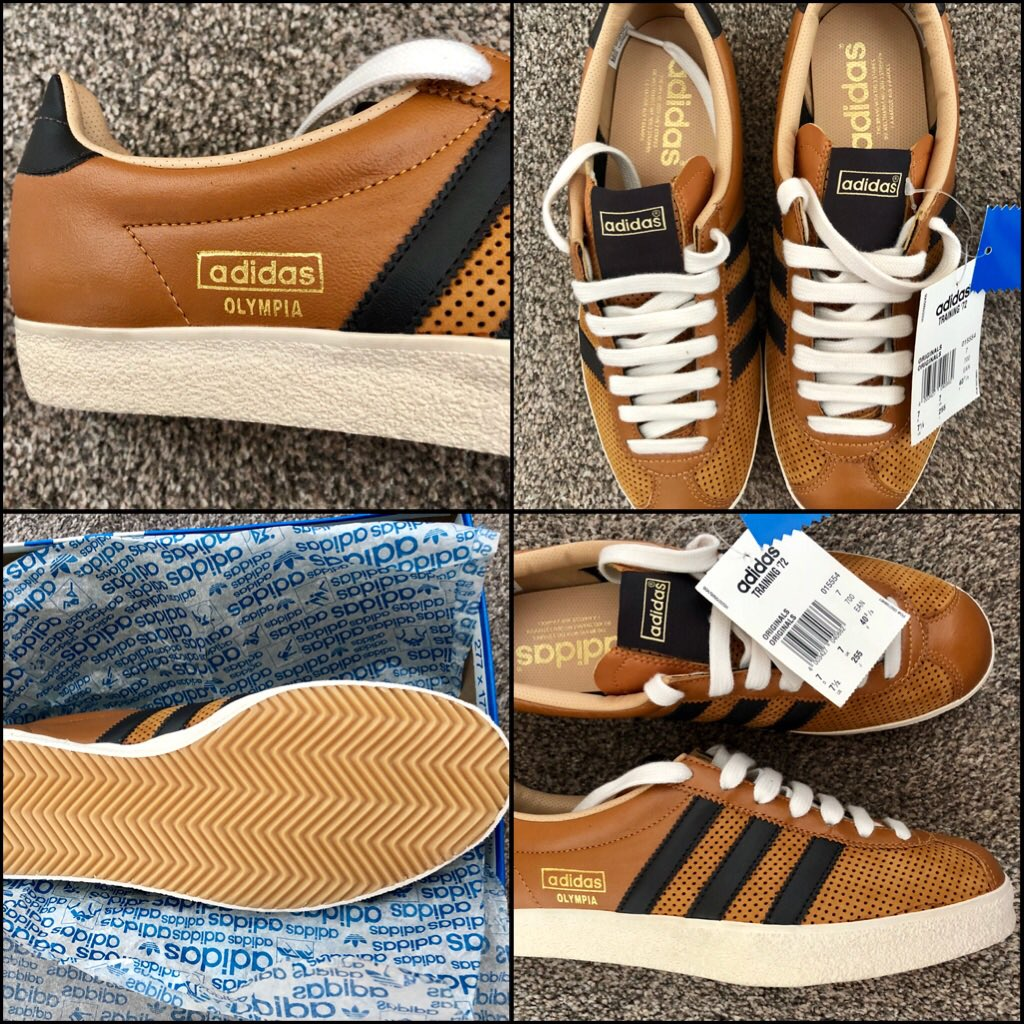 "detailed look 33258 798a4 Daytona Dave daytonadave. For Sale £80 TYD (UK) Adidas Training 72 "" Olympia"" BNIBWT and original ..."