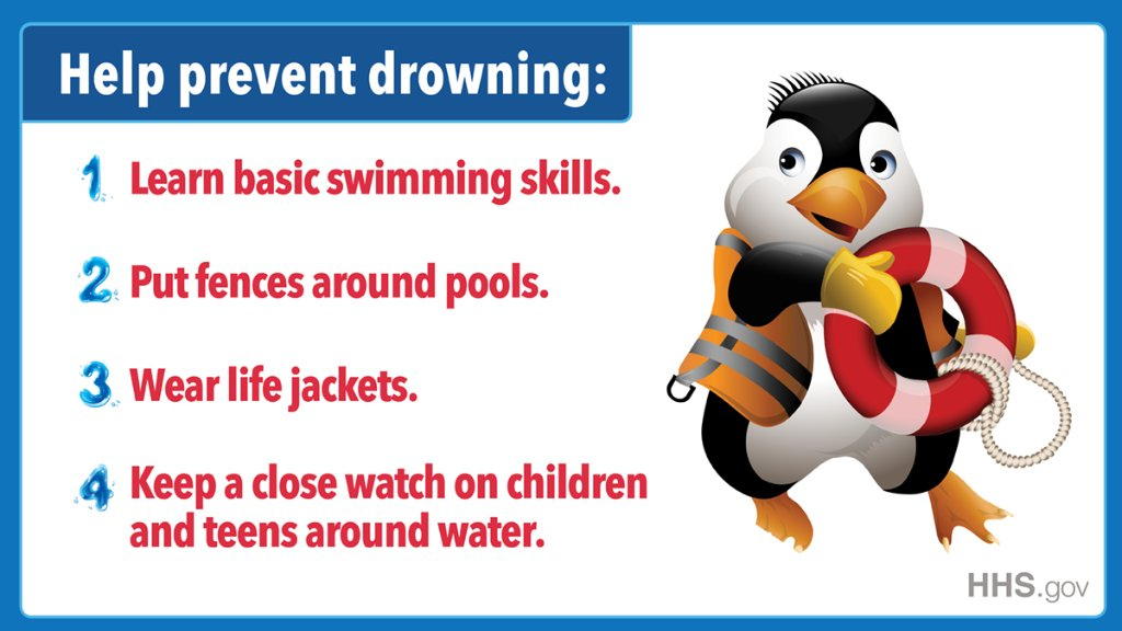 Keep your kids safe in the water this weekend with these #SummerSafety tips: bit.ly/2LC41uf