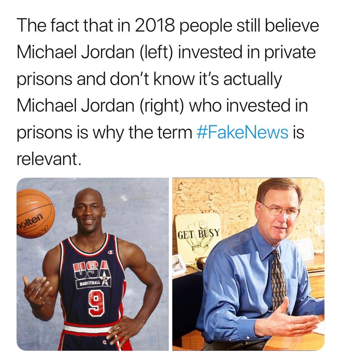 Michael jordan owns prisons
