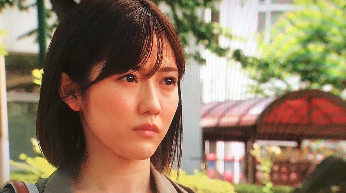 DjxD9iuUYAA2TZB - 【女優】元AKB48渡辺麻友、主演ドラマの演技力が話題 女優としての表現力に賞賛の声「進化がすごい!!」