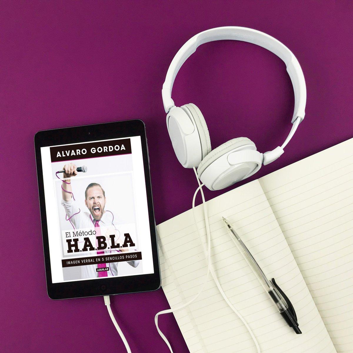 ... ahora también se pueda disfrutar El Método H.A.B.L.A en audiolibro! Ya  no hay pretexto para no capacitarte. GOOGLE PLAY: http://bit.ly/2HaMuos  AUDIBLE: ...