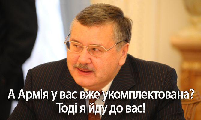 """Призываю Садового и партию """"Самопомич"""" объединиться. За нами пойдут миллионы, - Гриценко - Цензор.НЕТ 1650"""