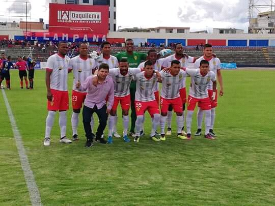 Serie B 🇪🇨 2018