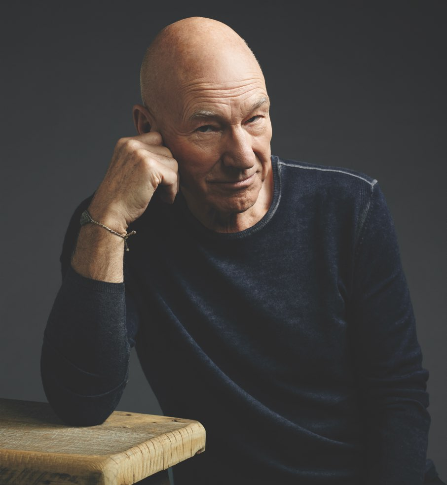 Author Michael Chabon is a producer on the newly announced Capt. Picard #StarTrek series https://t.co/MPhmrxbcO7